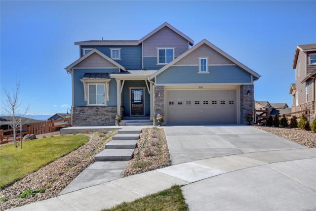 8058 S Fultondale Way, Aurora, CO 80016 (#7153794) :: The Heyl Group at Keller Williams