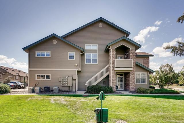 2850 W Centennial Drive C, Littleton, CO 80123 (#7154011) :: The DeGrood Team