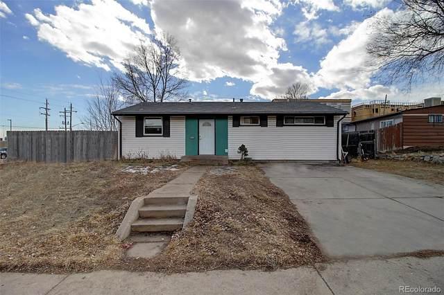 20 Campo Street, Denver, CO 80221 (MLS #7154065) :: 8z Real Estate