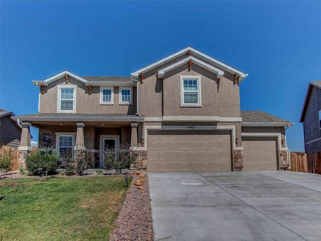 11462 Avena Road, Peyton, CO 80831 (#7154134) :: The DeGrood Team