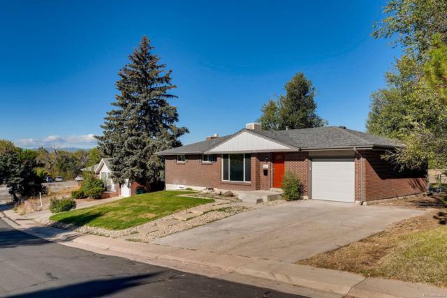 2651 E Weaver Avenue, Centennial, CO 80121 (#7154322) :: The City and Mountains Group