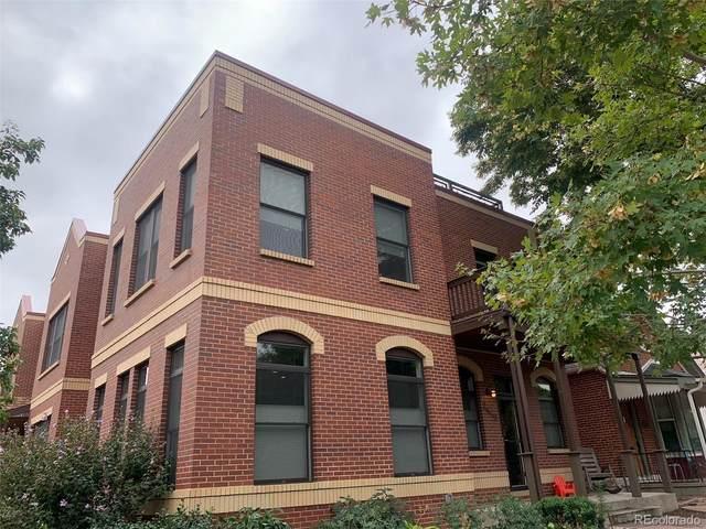 2460 Stout Street, Denver, CO 80205 (#7154324) :: Arnie Stein Team | RE/MAX Masters Millennium
