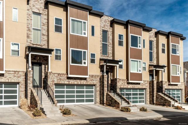 3660 S Beeler Street #5, Denver, CO 80237 (MLS #7154592) :: Kittle Real Estate
