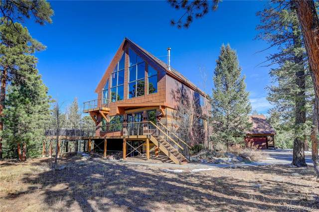 7934 Armadillo Trail, Evergreen, CO 80439 (#7154978) :: The DeGrood Team