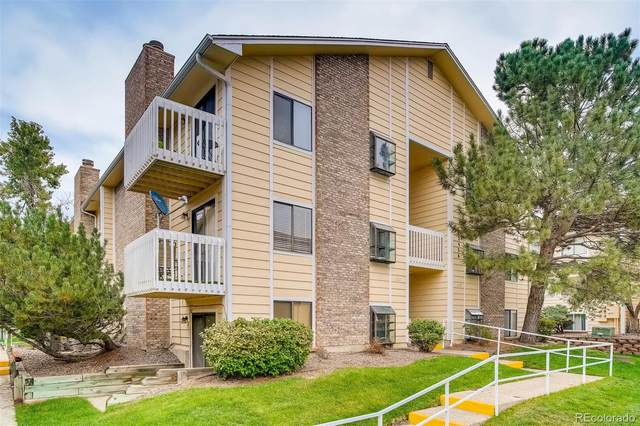 12536 E Cornell Avenue #303, Aurora, CO 80014 (#7155168) :: James Crocker Team