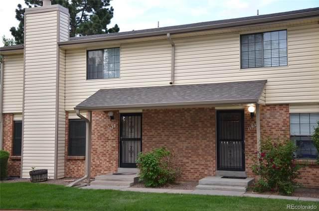 1163 S Sable Boulevard D, Aurora, CO 80012 (#7155440) :: Peak Properties Group