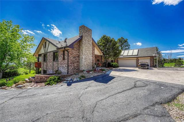 10850 E Pinewood Drive, Parker, CO 80138 (#7155986) :: Kimberly Austin Properties