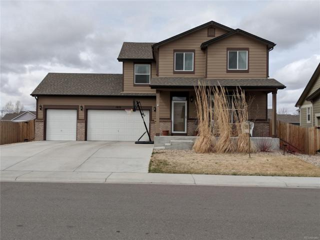 1829 Basil Street, Strasburg, CO 80136 (#7156482) :: The Galo Garrido Group