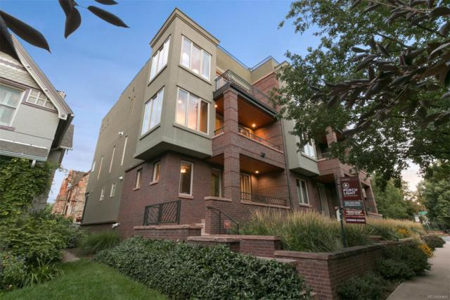 2206 N Emerson Street, Denver, CO 80205 (#7156599) :: Wisdom Real Estate