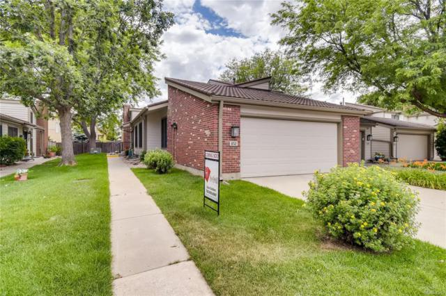 7900 W Layton Avenue #852, Littleton, CO 80123 (#7156804) :: The HomeSmiths Team - Keller Williams