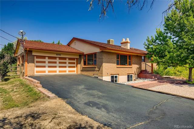 8095 W 108th Avenue, Westminster, CO 80021 (#7156948) :: The DeGrood Team