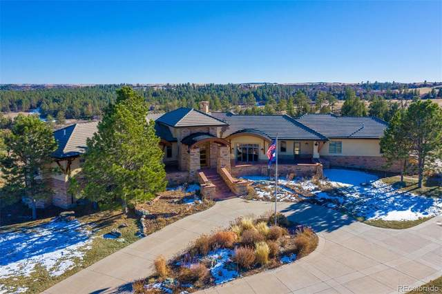1315 Castle Pointe Drive, Castle Rock, CO 80104 (#7157007) :: Colorado Home Finder Realty