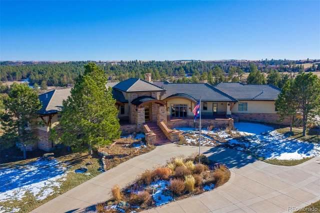 1315 Castle Pointe Drive, Castle Rock, CO 80104 (#7157007) :: iHomes Colorado