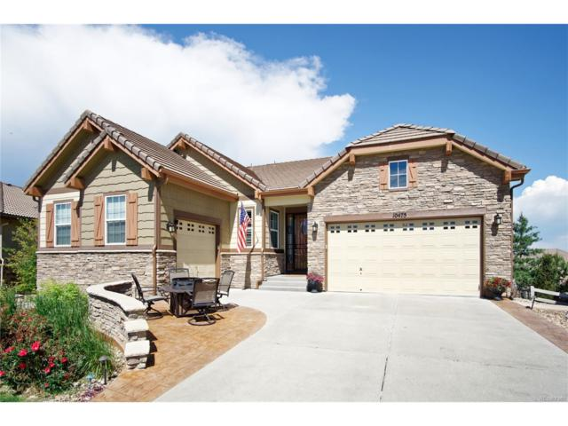 10475 Skyreach Way, Highlands Ranch, CO 80126 (#7157031) :: The Peak Properties Group