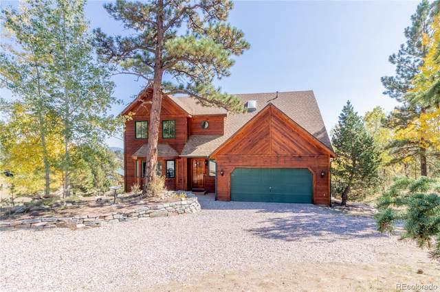90 Eagle Trail, Bailey, CO 80421 (MLS #7157048) :: Neuhaus Real Estate, Inc.