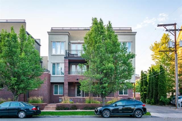 909 E 22nd Avenue, Denver, CO 80205 (#7157206) :: Wisdom Real Estate