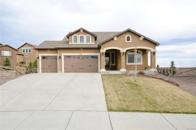6551 Bramble Bend Court, Colorado Springs, CO 80927 (#7157288) :: Compass Colorado Realty