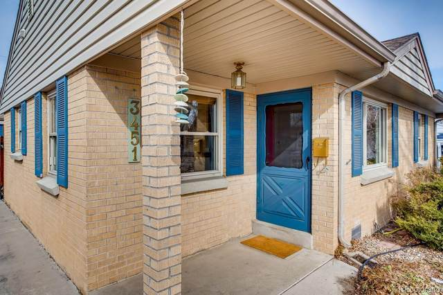 3451 S Fairfax Street, Denver, CO 80222 (#7157451) :: The Harling Team @ HomeSmart