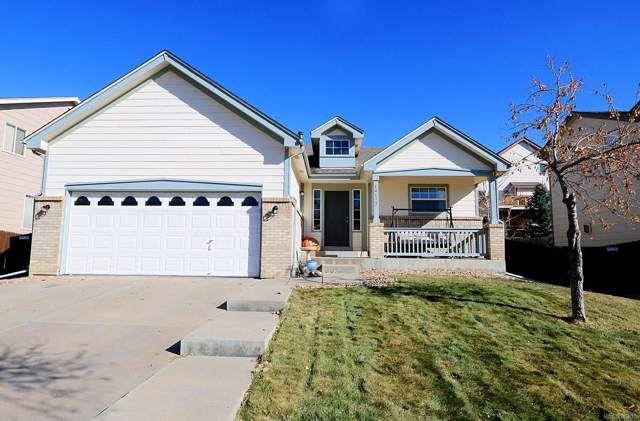 19127 E Harvard Drive, Aurora, CO 80013 (#7157485) :: The Healey Group