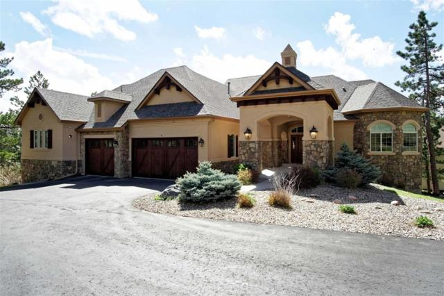 7928 Red Hill Road, Larkspur, CO 80118 (#7158216) :: The HomeSmiths Team - Keller Williams