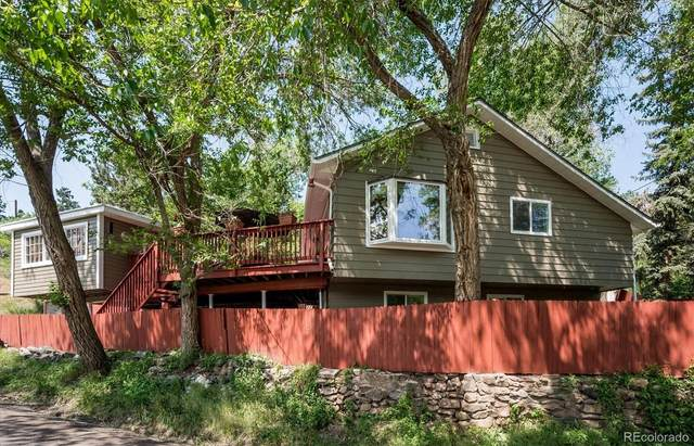 2804 Grapevine Road, Idledale, CO 80453 (#7158479) :: Mile High Luxury Real Estate