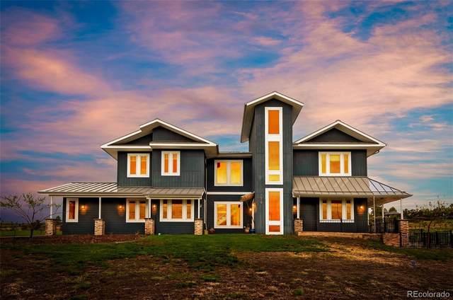 7070 Ponderosa Circle, Parker, CO 80138 (#7158736) :: Colorado Home Finder Realty