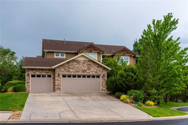 2337 Ridgetrail Drive, Castle Rock, CO 80104 (#7158776) :: The Galo Garrido Group