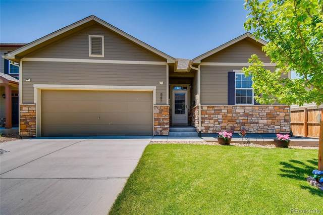 547 Columbine Avenue, Fort Lupton, CO 80621 (MLS #7158966) :: 8z Real Estate