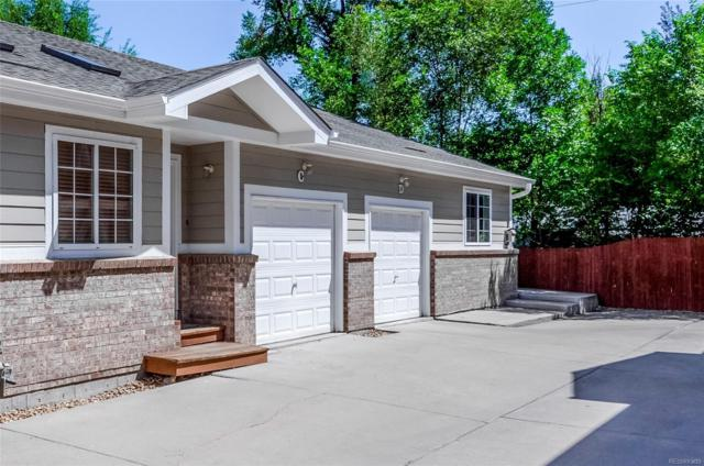 4440 Jay Street C, Wheat Ridge, CO 80033 (#7159353) :: HomeSmart Realty Group