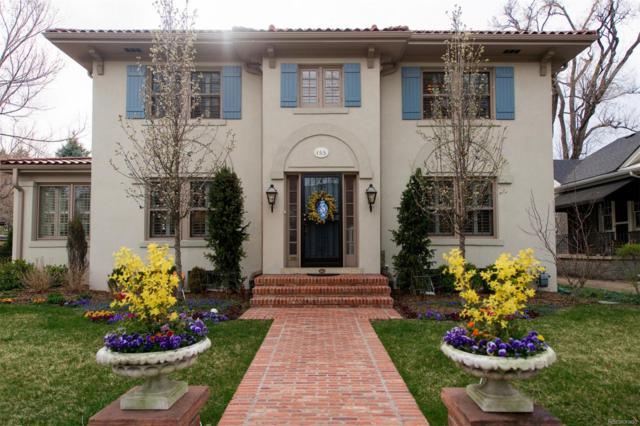155 N Marion Street, Denver, CO 80218 (MLS #7159413) :: 8z Real Estate