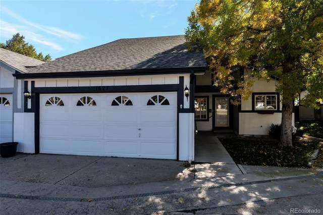 1627 Glen Moor Drive, Lakewood, CO 80215 (#7159691) :: HomeSmart