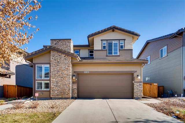 10935 Touchstone Loop, Parker, CO 80134 (#7160025) :: The Heyl Group at Keller Williams