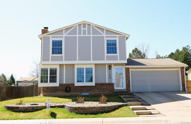 11430 W Powers Avenue, Littleton, CO 80127 (#7160188) :: The Peak Properties Group