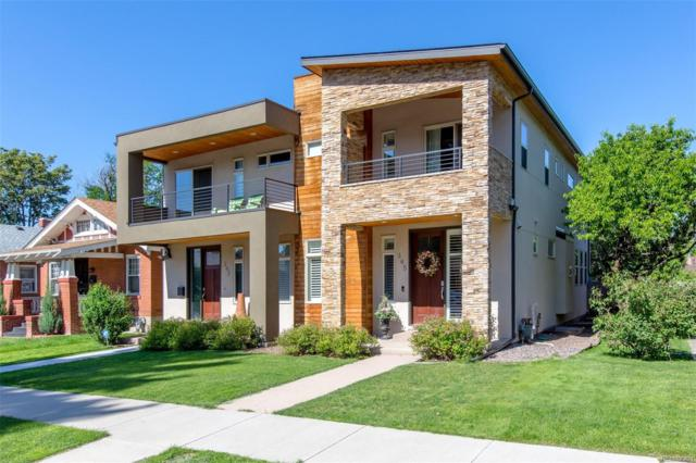 345 S Franklin Street, Denver, CO 80209 (#7160400) :: The Griffith Home Team