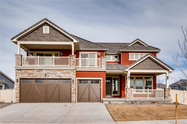20891 Beekman Place, Denver, CO 80249 (MLS #7160441) :: Kittle Real Estate