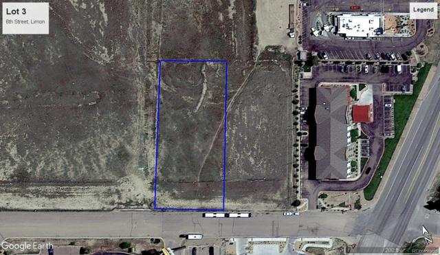 Lot 3 6th Street, Limon, CO 80828 (#7161506) :: The DeGrood Team