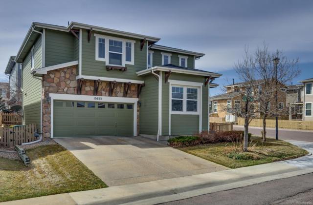 10633 Braselton Street, Highlands Ranch, CO 80126 (#7161517) :: The Peak Properties Group