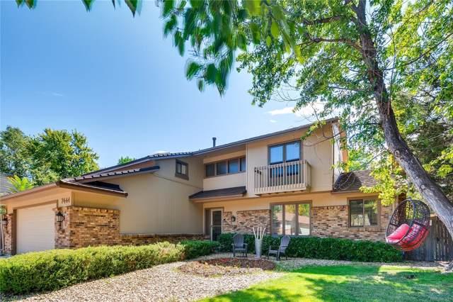 7444 W Laurel Avenue, Littleton, CO 80128 (#7161616) :: 5281 Exclusive Homes Realty