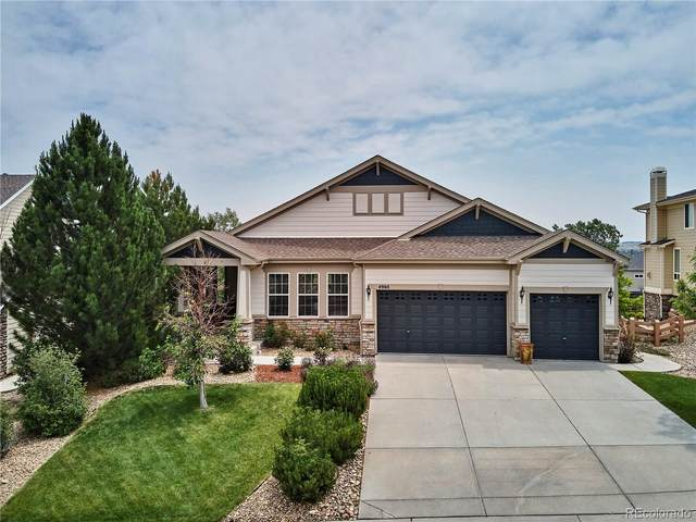 4960 Streambed Trail, Parker, CO 80134 (#7161672) :: The HomeSmiths Team - Keller Williams