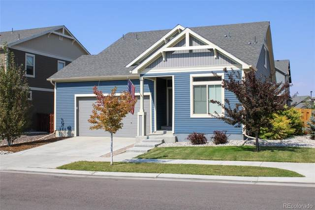 12993 E 108th Avenue, Commerce City, CO 80022 (#7161772) :: The Heyl Group at Keller Williams