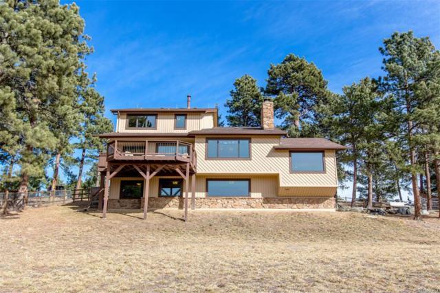 31378 Tamarisk Lane, Evergreen, CO 80439 (MLS #7161813) :: 8z Real Estate