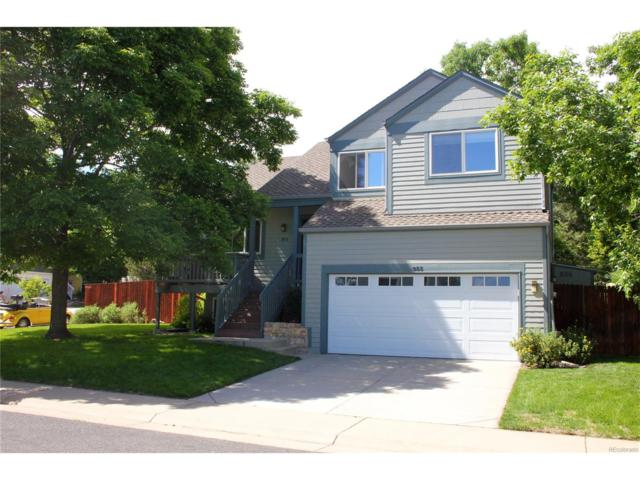 955 Arapahoe Circle, Louisville, CO 80027 (MLS #7161960) :: 8z Real Estate