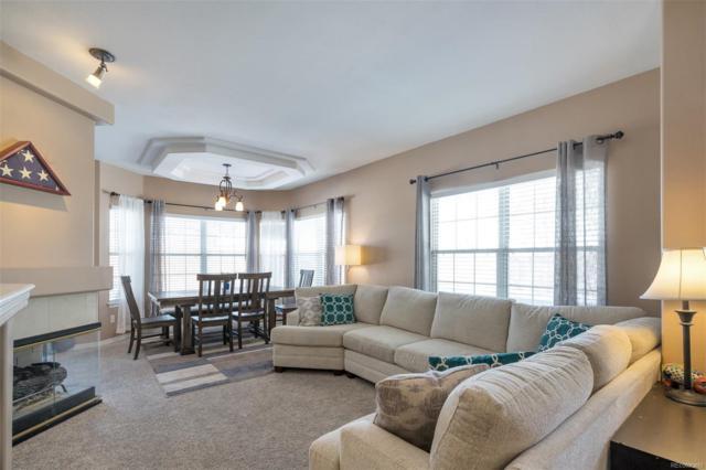 4901 S Ammons Street 8A, Denver, CO 80123 (#7162660) :: The Peak Properties Group