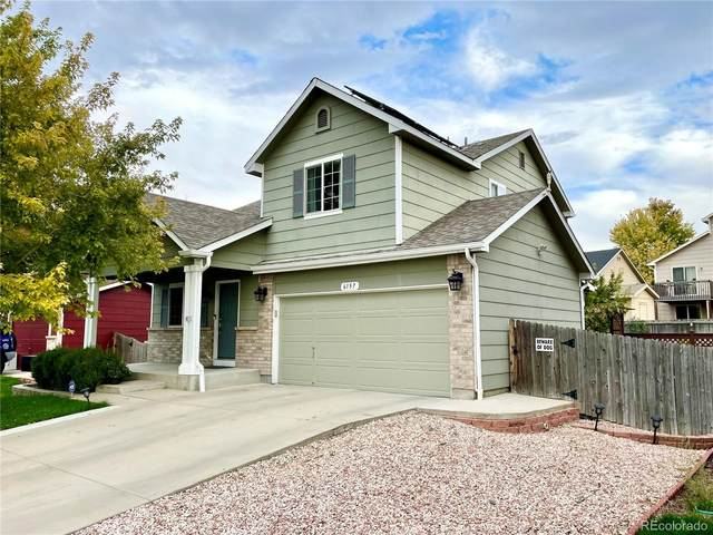 6157 Taylor Street, Frederick, CO 80530 (#7163310) :: The DeGrood Team