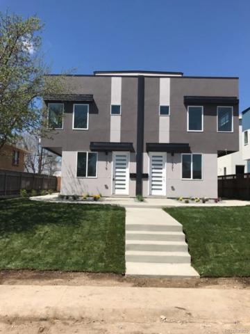 1319 Wolff Street, Denver, CO 80204 (MLS #7163355) :: The Sam Biller Home Team