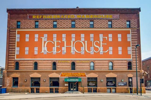 1801 Wynkoop Street #305, Denver, CO 80202 (#7163679) :: James Crocker Team