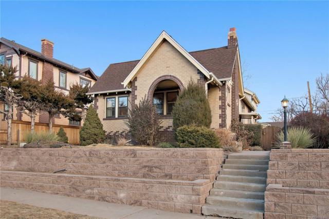1984 S Ogden Street, Denver, CO 80210 (#7163774) :: Wisdom Real Estate