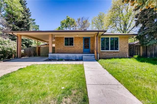 7360 W Archer Place, Lakewood, CO 80226 (#7164124) :: Kimberly Austin Properties