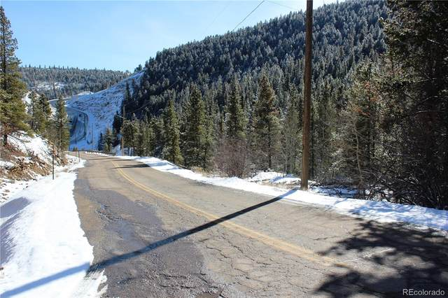 00 Nevadaville Road, Central City, CO 80427 (#7164161) :: The Dixon Group