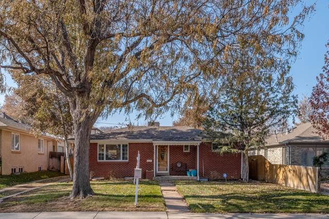 363 Hudson Street, Denver, CO 80220 (#7164380) :: The Heyl Group at Keller Williams